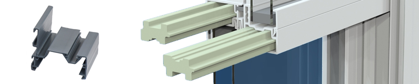 Custom Plastic Extrusions for Construction and Building Products
